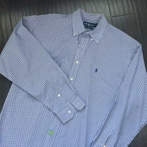 Men's Ralph Lauren dress & or casual shirt